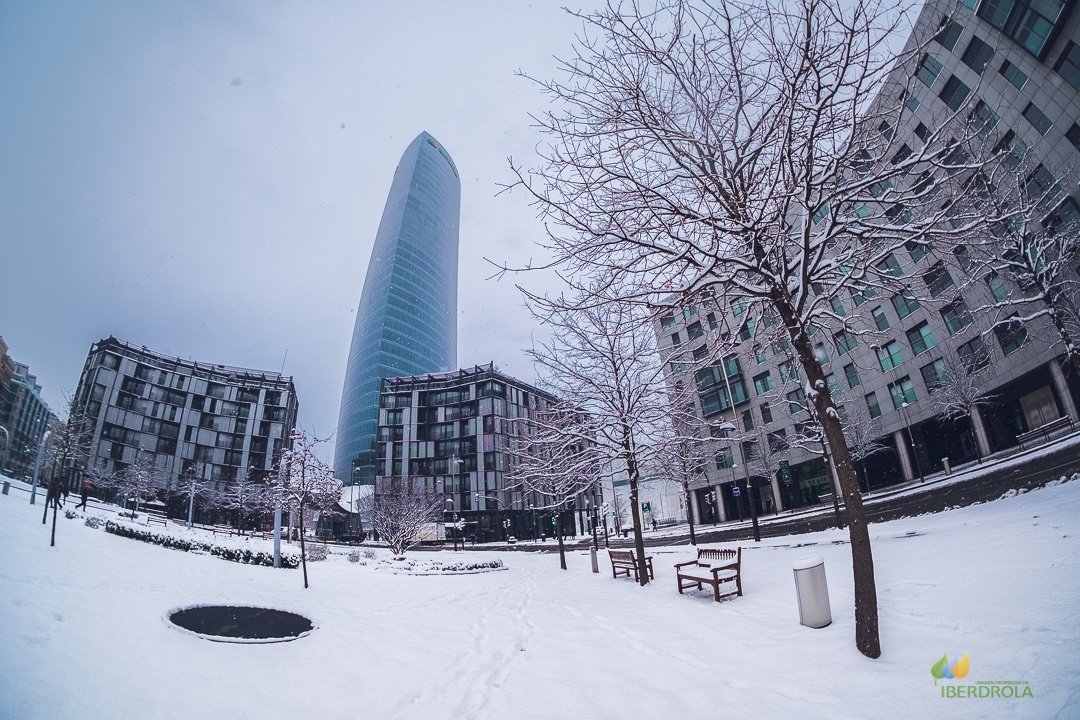 Torre Iberdrola by DIV Creativo